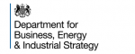 Dept for Business, Energy and Industrial Strategy (BEIS) Economics logo